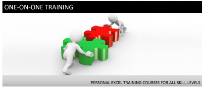 One-on-One Excel Training